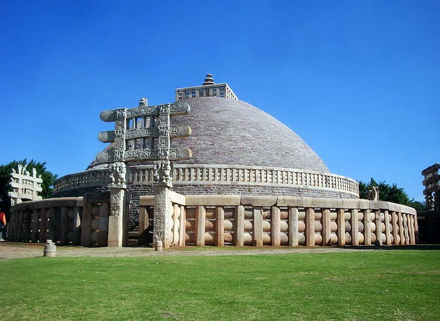 buddhist-monuments-sanchi