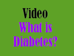 Diabetes Video Animation Movie on & Take the Quiz !
