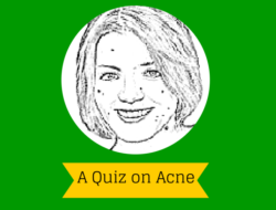 10 MCQs on Acne to Make You Aware About it !
