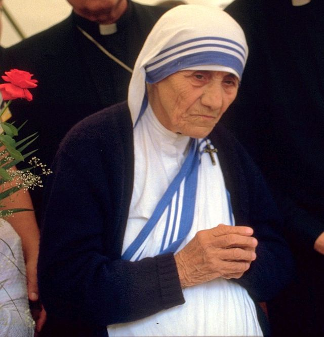 life of mother teresa