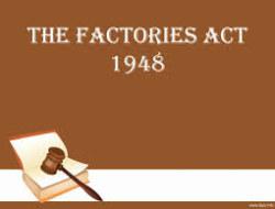 Factories Act – Applicability 10 Questions  Quiz