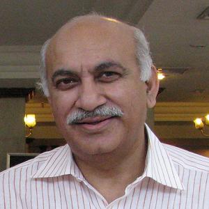M. J. Akbar