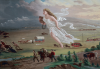 Antebellum Cultural Movements and Manifest Destiny