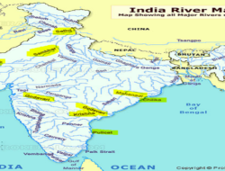 Geography Quiz on Relief and Drainage of India: 10 Multiple Choice Questions