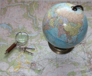 geography quiz on U.S.A