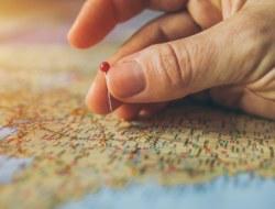 Fresh U.S.A Geography Quiz Set of 10 MCQs