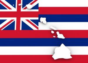 Hawaii state of USA