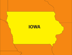 Quiz on Iowa State of U.S.A : 10 Quick Question