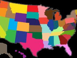US Grography Quizlet : 10 MCQs
