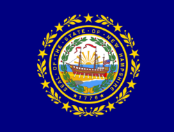Quiz on New Hampshire State : 10 Facts
