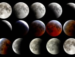 Lunar Eclipse 2018 : Blood Moon Quiz : 10 Questions and Answers