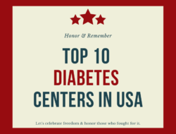 Top 10 Diabetes Centers in USA